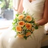 Mariage Anne & Emile - Préparation de la mariée