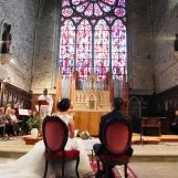 Mariage Axelle & Jerome - Cérémonie église