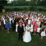 Mariage Anne & Guillaume - Photo de groupe