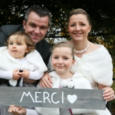 Mariage Helene & Laurent - Photo de groupe